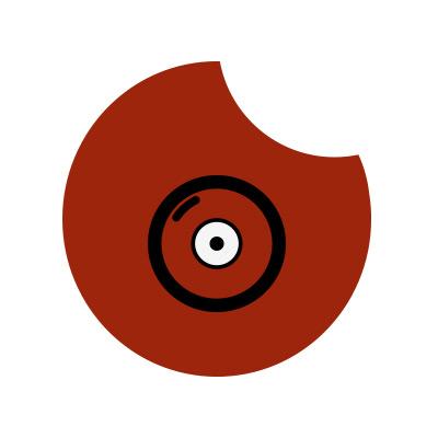 CDs bei Periplaneta