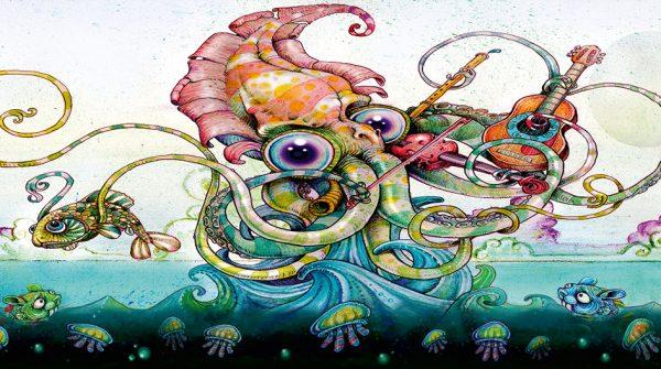 Der Krake by Holger Much