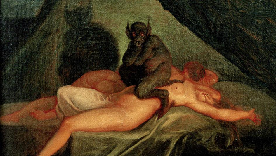 Nachtmahr Nicolai Abildgaard
