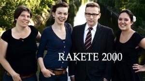 Lesebühne: Rakete 2000 @ Ä Berlin | Berlin | Berlin | Deutschland