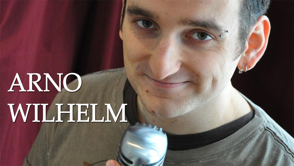 Arno Wilhelm @ Moabit liest!