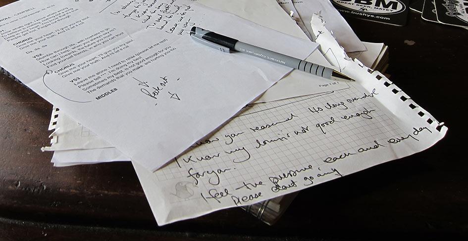 Papier-Pen
