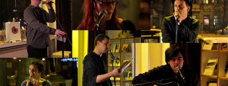 Literaturcafé 2012