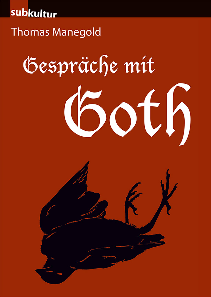 Gespräche mit Goth Cover by Marry