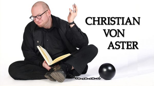 Ticket: 29.03.2018 Christian von Aster @ PERIPLANETA