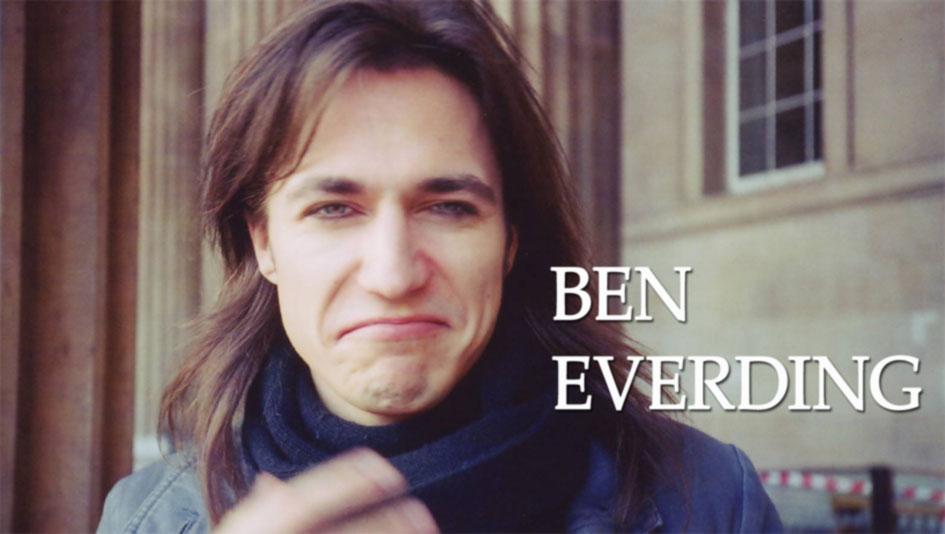 Slam-Kabarett: Ben Everding