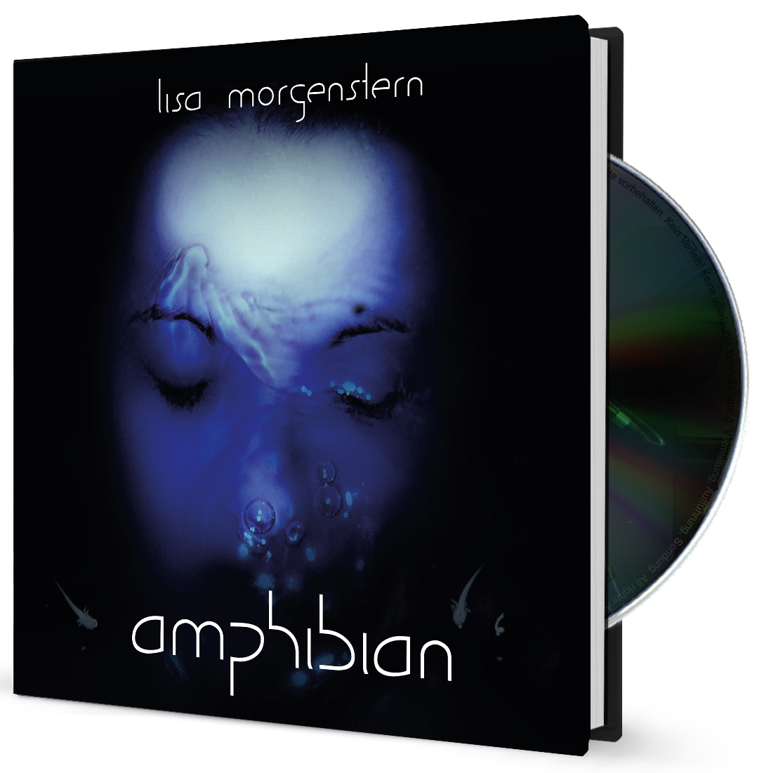 "Lisa Morgenstern: ""Amphibian"" (limited Edition)"