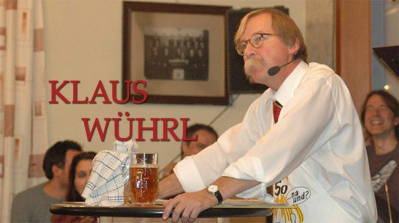 Klaus Wührl