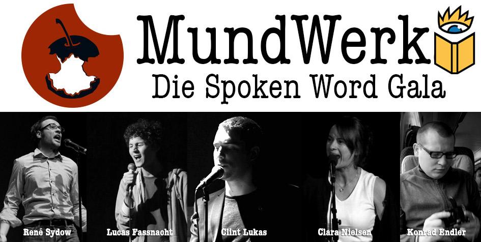 Mundwerk Spoken Word Gala 1
