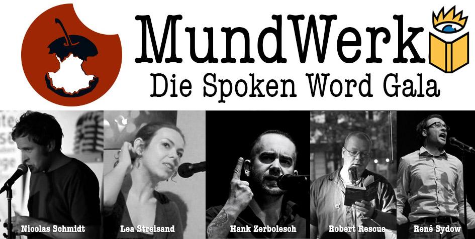 Mundwerk Spoken Word Gala 2