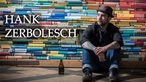 Lesebühne: Hank Zerbolesch @  Edelrost | Wuppertal | Nordrhein-Westfalen | Deutschland