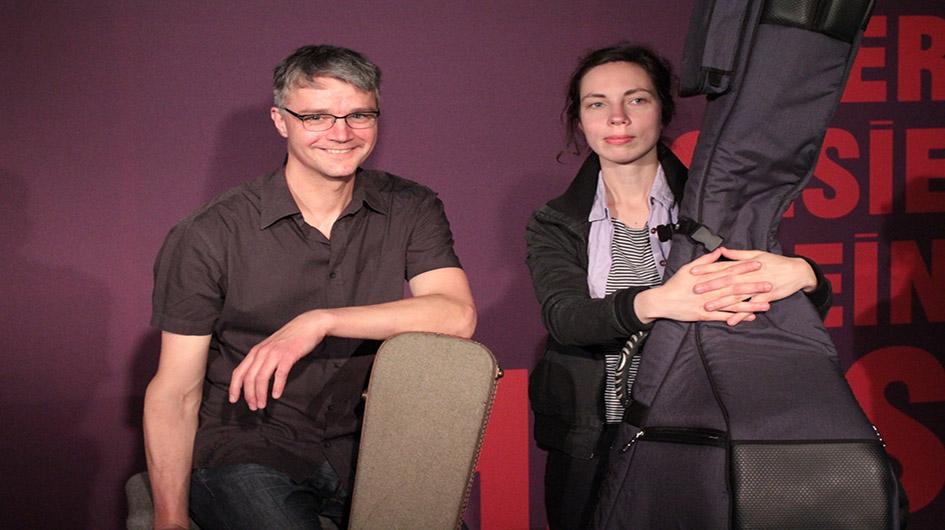 Konzert: Jörg Sieper und Maike Hilbig