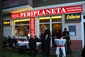 Periplanetanertreffen: After-Work-Party, Networking & Open-Mike @ Periplaneta Literaturcafé Berlin