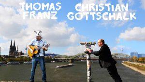 Comedy-Kabarett: Christian Gottschalk & Thomas Franz @ Periplaneta Literaturcafé Berlin