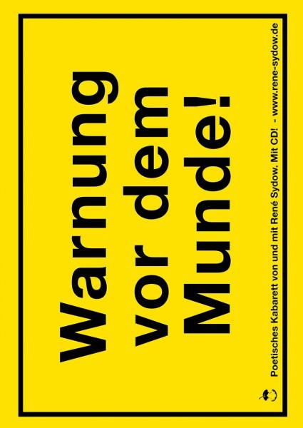 René Sydow - Warnung vor dem Munde - periplaneta