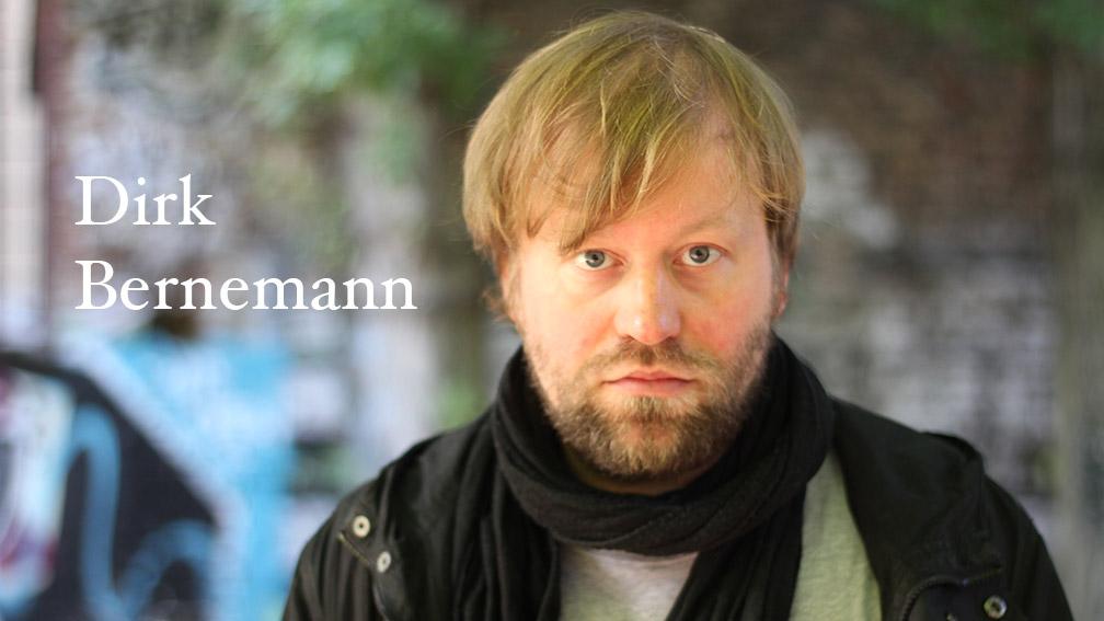 Lesung: Dirk Bernemann