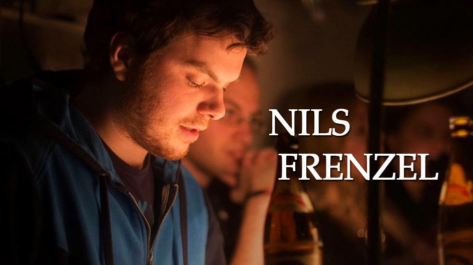 Slam-Kabarett: Nils Frenzel