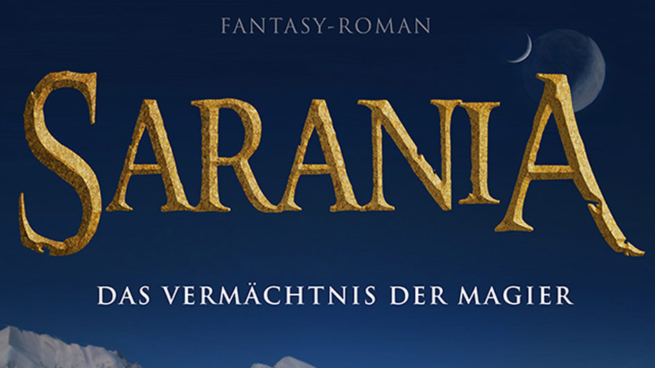 Lesung: Sarania – Das Vermächtnis der Magier