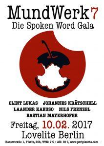 MundWerk Spoken Word Gala 7