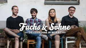 Lesebühne: Fuchs und Söhne @ Gemeindesaal Moabit Berlin | Berlin | Berlin | Deutschland
