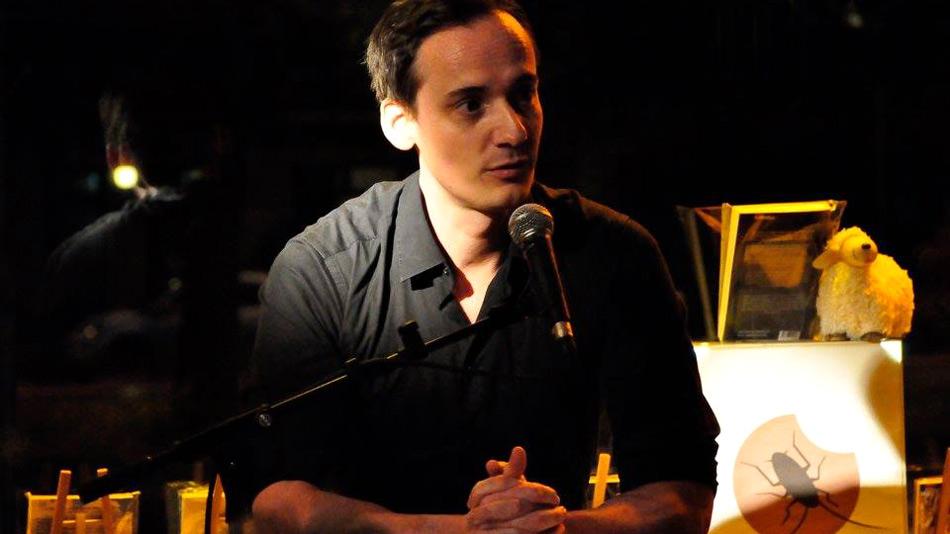 David Wonschewski (Foto: Marion A. Müller)