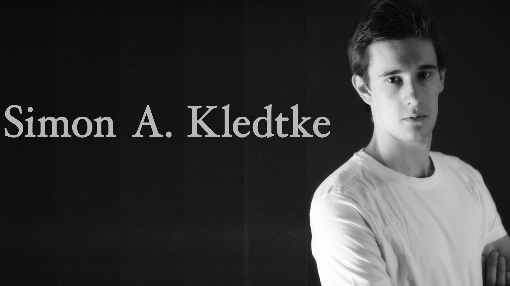 Lesung: Simon André Kledtke