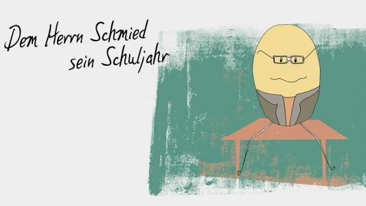 Herrn Schmied sein neues Buch