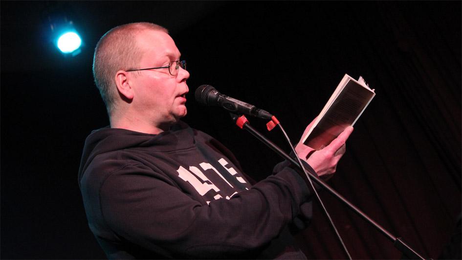 Live-Hörbuch-Aufnahme: Robert Rescue