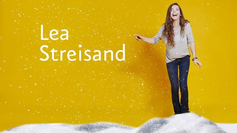 Lea Streisand Periplaneta by Katharina Bohm