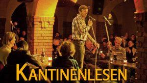 Lesebühne: Kantinenlesen @ Alte Kantine in der Kulturbrauerei Berlin | Berlin | Berlin | Deutschland