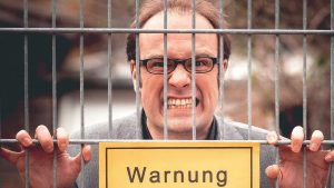 Kabarett: René Sydow @ Künstlerhaus Altes Amtsgericht Böblingen | Böblingen | Baden-Württemberg | Deutschland