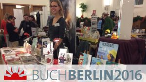 Buchmesse: Buch Berlin 2016 @ Estrel Congress & Messe Center Berlin