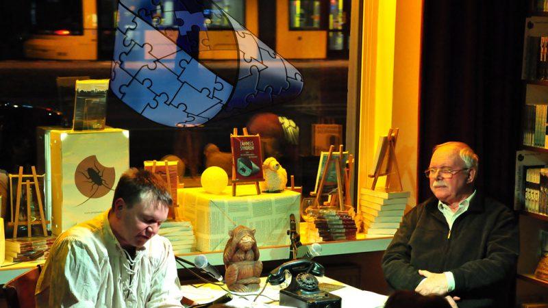 Pit Pikus und Mark Uriona.
