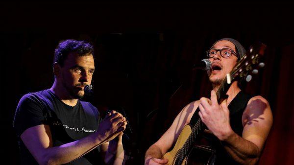 Comedy in Songs & Prosa: Johannes Krätschell & Bastian Mayerhofer
