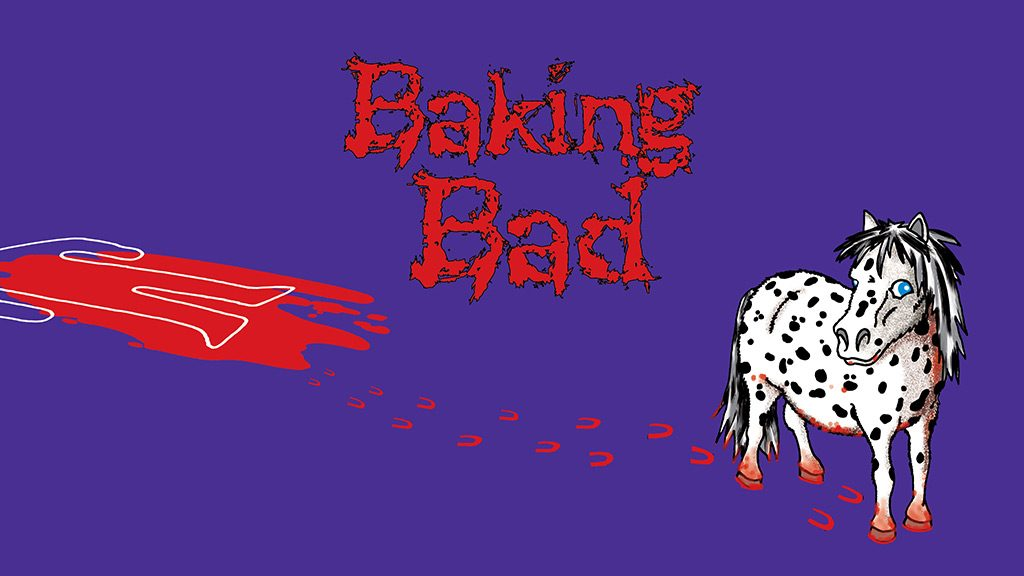 Marien Loha is baking bad - periplaneta