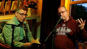 Kriminacht: Stephan Hähnel & Robert Rescue @ Periplaneta Literaturcafé Berlin | Berlin | Berlin | Deutschland