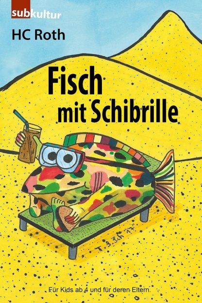 """HC Roth """"Fisch mit Schibrille"""" periplaneta"""