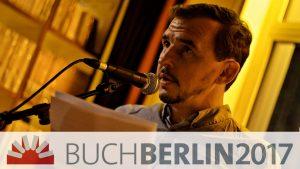 Buch Berlin: Johannes Krätschell liest @ Estrel Congress & Messe Center Berlin
