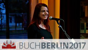 Buch Berlin: Marion Alexa Müller liest @ Estrel Congress & Messe Center Berlin