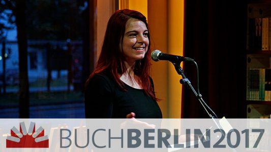 Marion Alexa Müller Buchmesse (c) Periplaneta