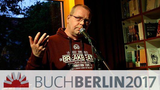 Robert Rescue Buchmesse (c) Periplaneta