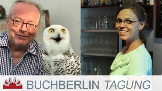 Sarah Strehle, Ruprecht Frieling Buchmesse Berlin (c) Periplaneta