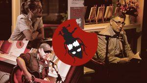 Totengräber: Die Krimi-Psycho-Thriller-Lesenacht @ Periplaneta Literaturcafé Berlin