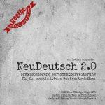 """Christian von Aster: """"NeuDeutsch 2.0"""" - periplaneta"""