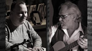 "Lesung & Musik: Jürgen Beer & Alexander ""Sandy"" Wolfrum @ Periplaneta Literaturcafé Berlin | Berlin | Berlin | Deutschland"