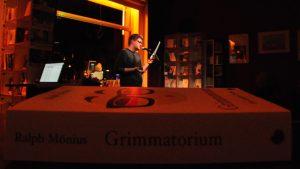 #Verlagebesuchen: Willkommen im Grimmatorium @ Periplaneta Berlin