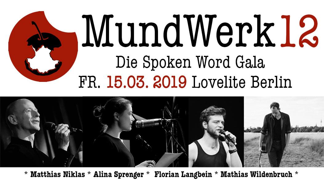 MundWerk Spoken Word Gala 12