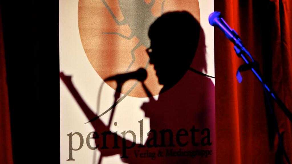 Mareike Barmeyer Schatten MundWerk Spoken Word Gala