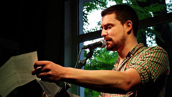 Clint Lukas bei Vision & Wahn Periplaneta.