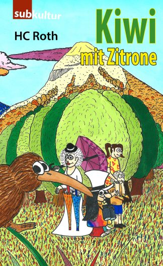 """HC ROTH """"Kiwi mit Zitrone"""" periplaneta"""